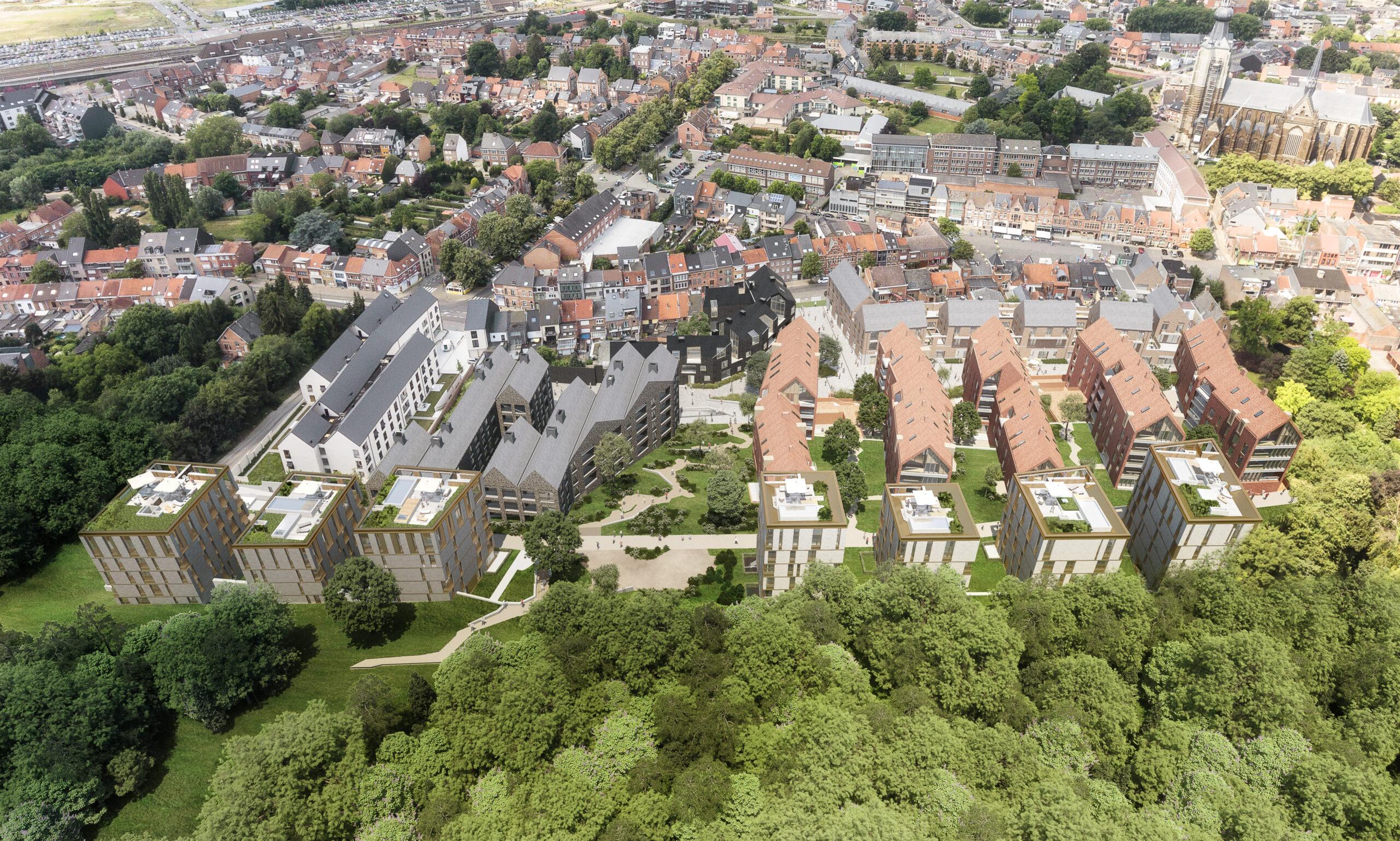 Passe partout graaft in het verleden: de Orleanstoren te Aarschot