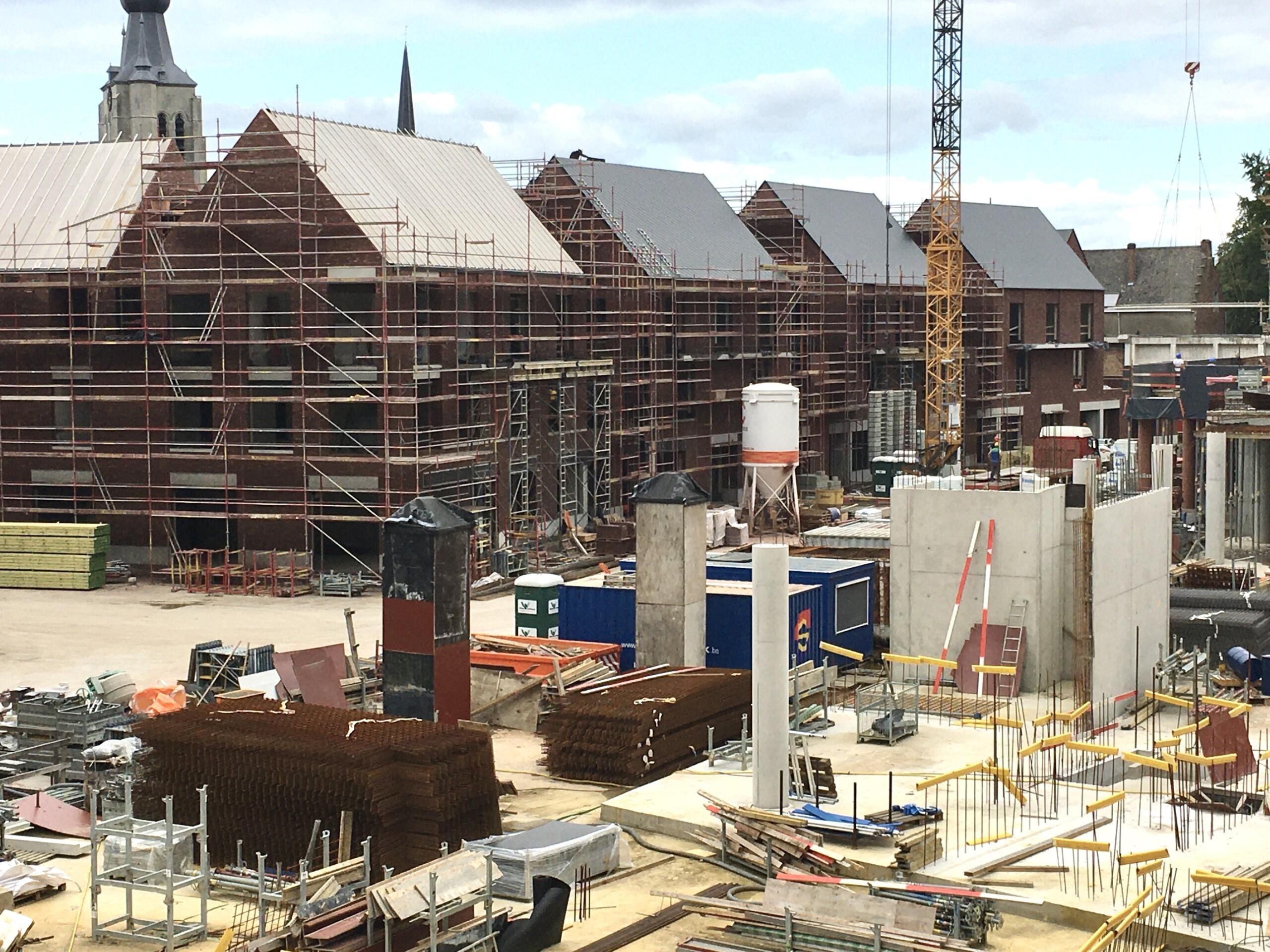 Ontdek ons project De Torens op zaterdag 18/9